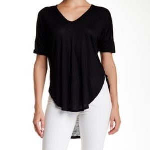 Two by Vince Comodo black T-shirt